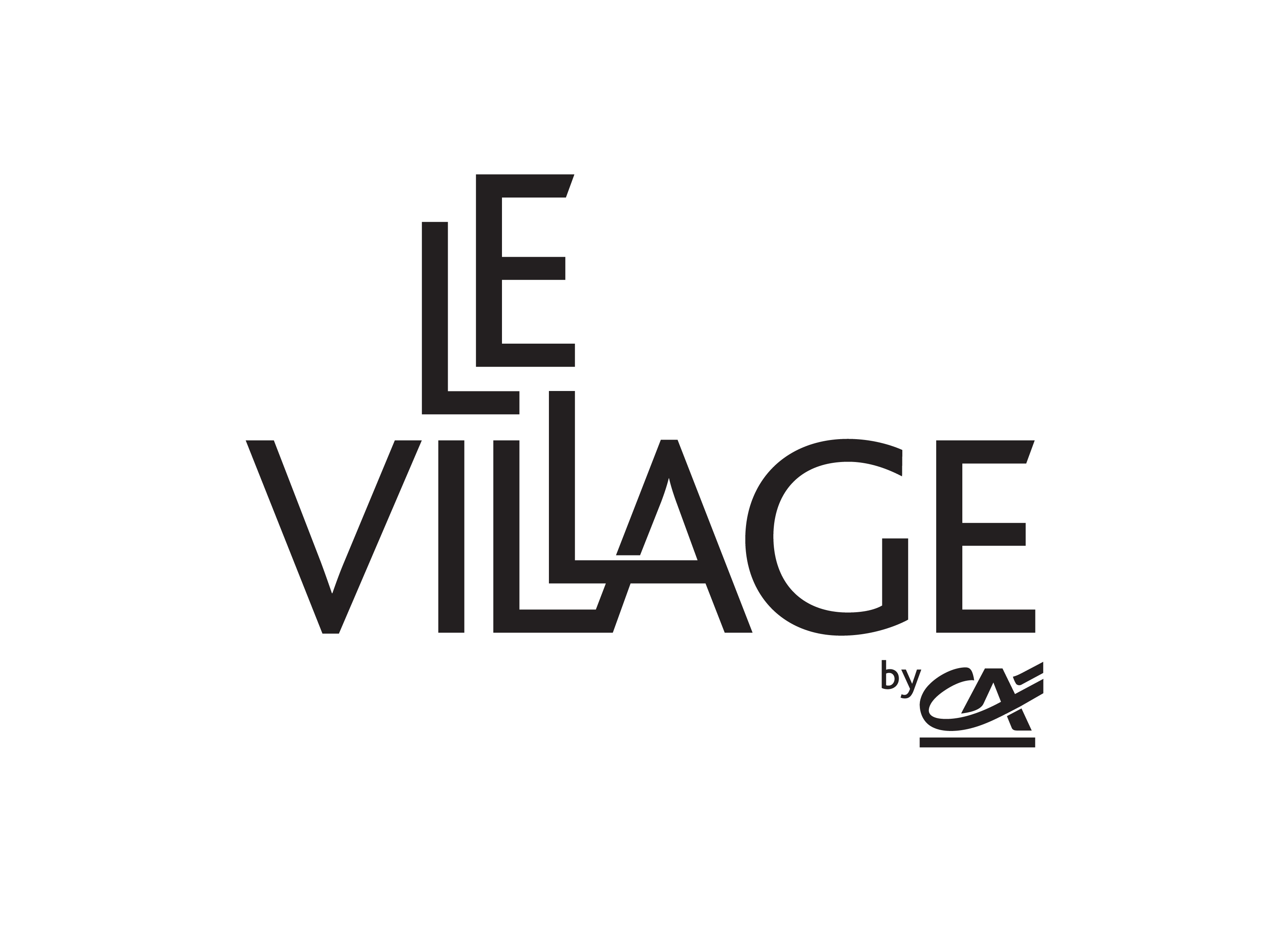 logo Village By CA